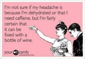 wine headache