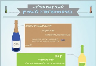 Wine-Serving hebrew