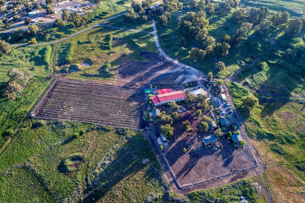 winery from above